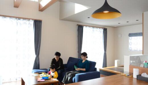 お子さんもワンちゃんものびのび!光がたっぷり注ぐ和モダンな家 ライフスタイルも「デザイン」する理想の家づくり➆